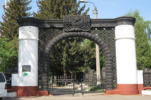 Soviet War Graves Lukyanovskaya Military Cemetery