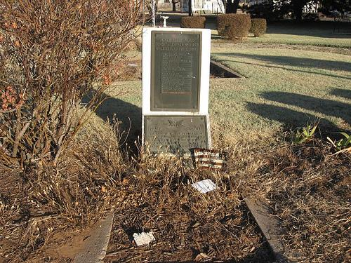 War Memorial Cement