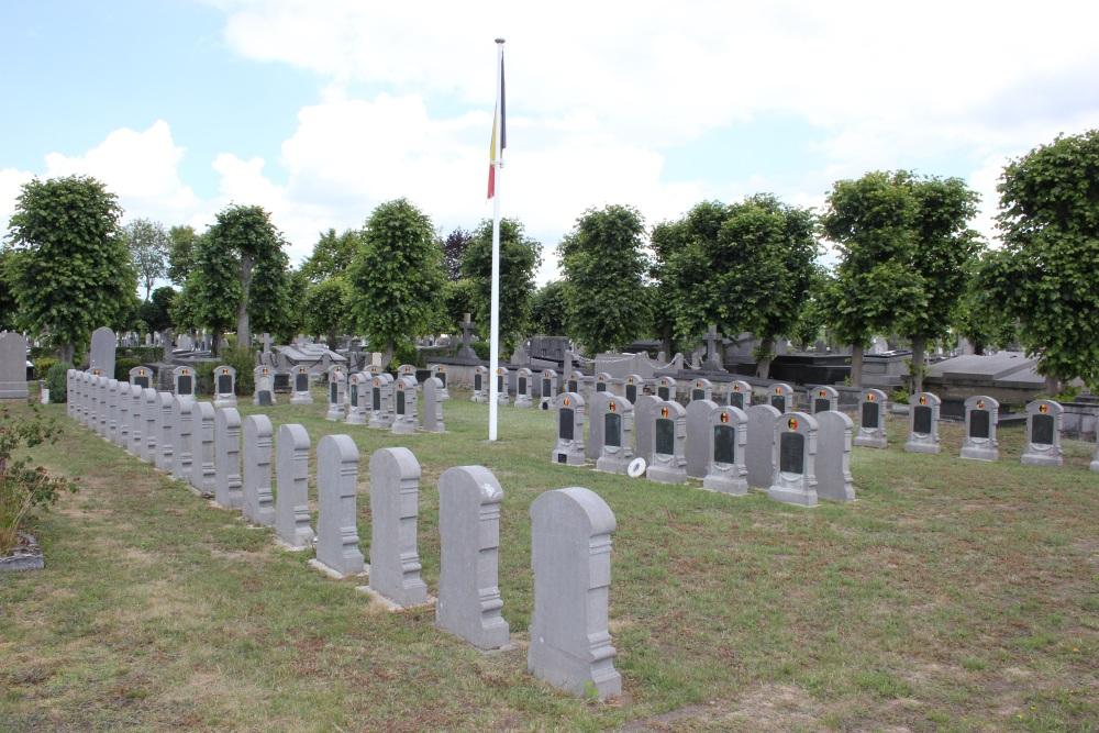Belgische Oorlogsgraven Maldegem