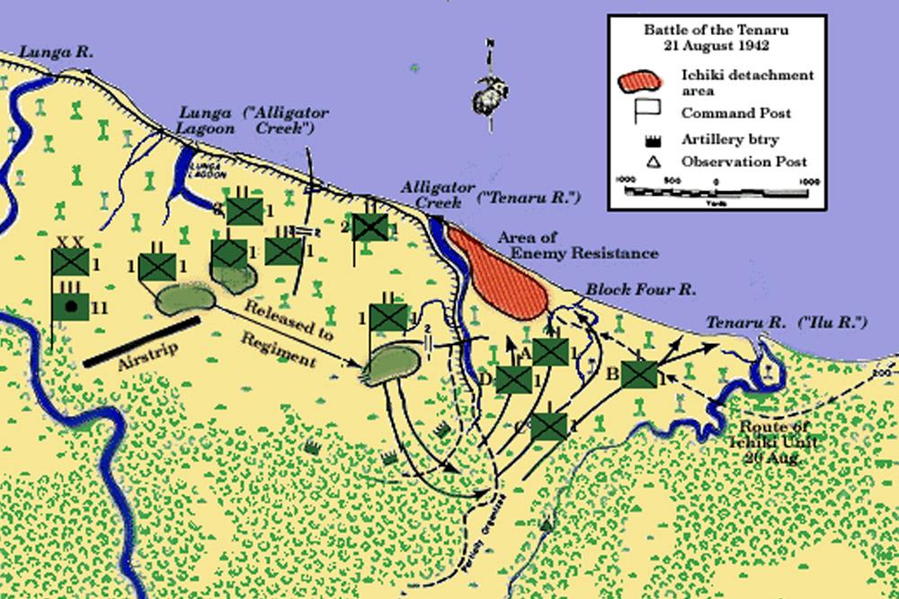 Japanese Memorial Battle of Tenaru