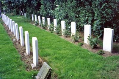 Oorlogsgraven van het Gemenebest Topcliffe Cemetery