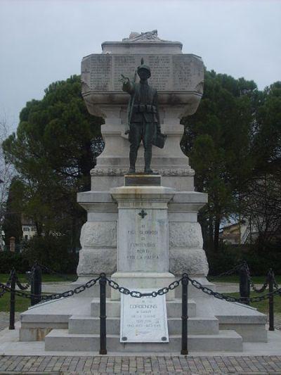 War Memorial Cordenons