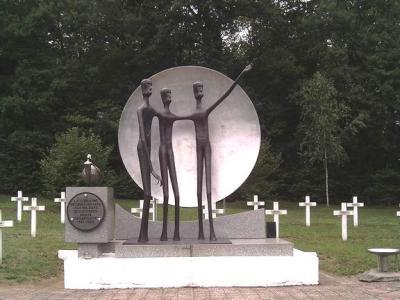 Soviet War Cemetery Valleroy