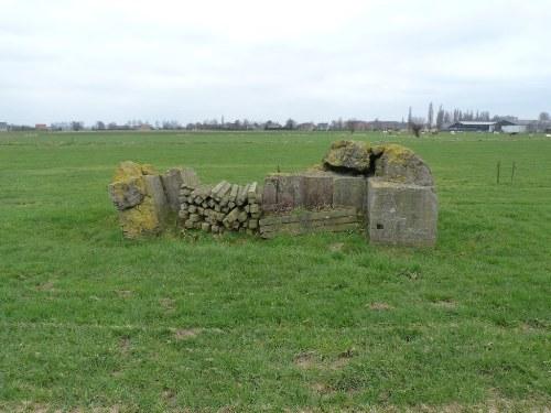German Bunker Vrasene