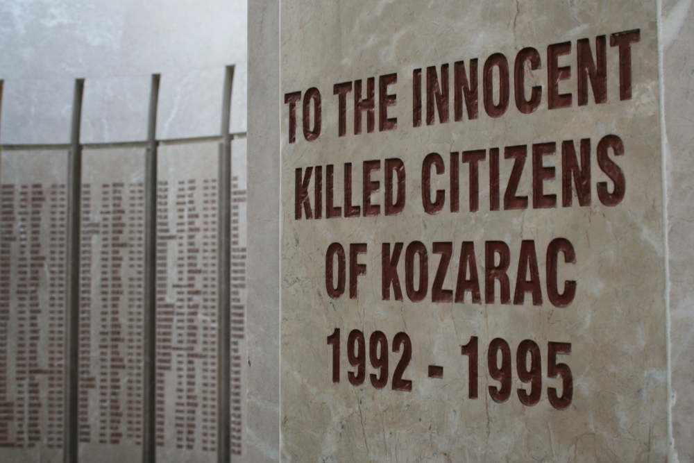 Genocide Monument Kozarac