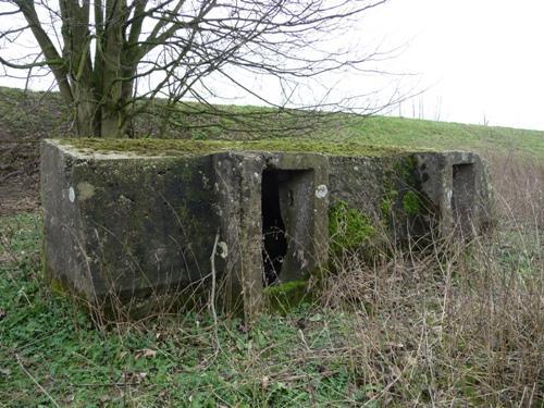 Groepsschuilplaats Type 1916/II (B3) Nieuwendijk