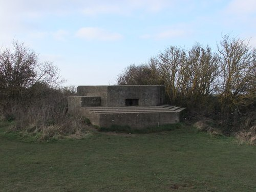 Pillbox FW3/22 Walton-on-The-Naze