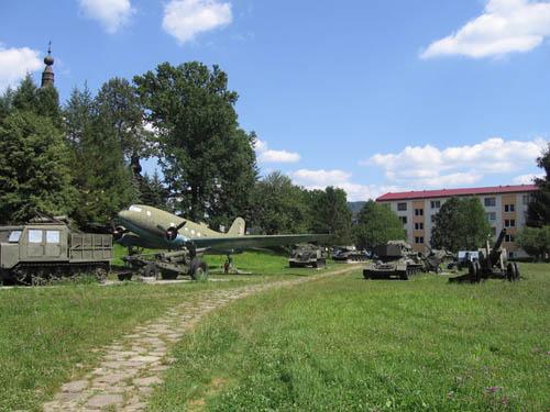 Open Air Exhibition Svidnik