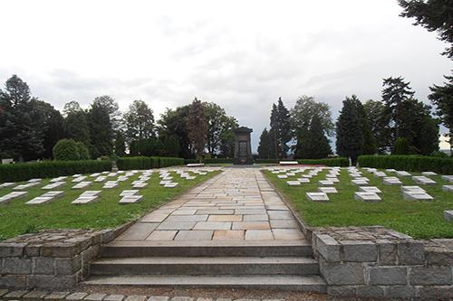 Soviet War Graves Opava