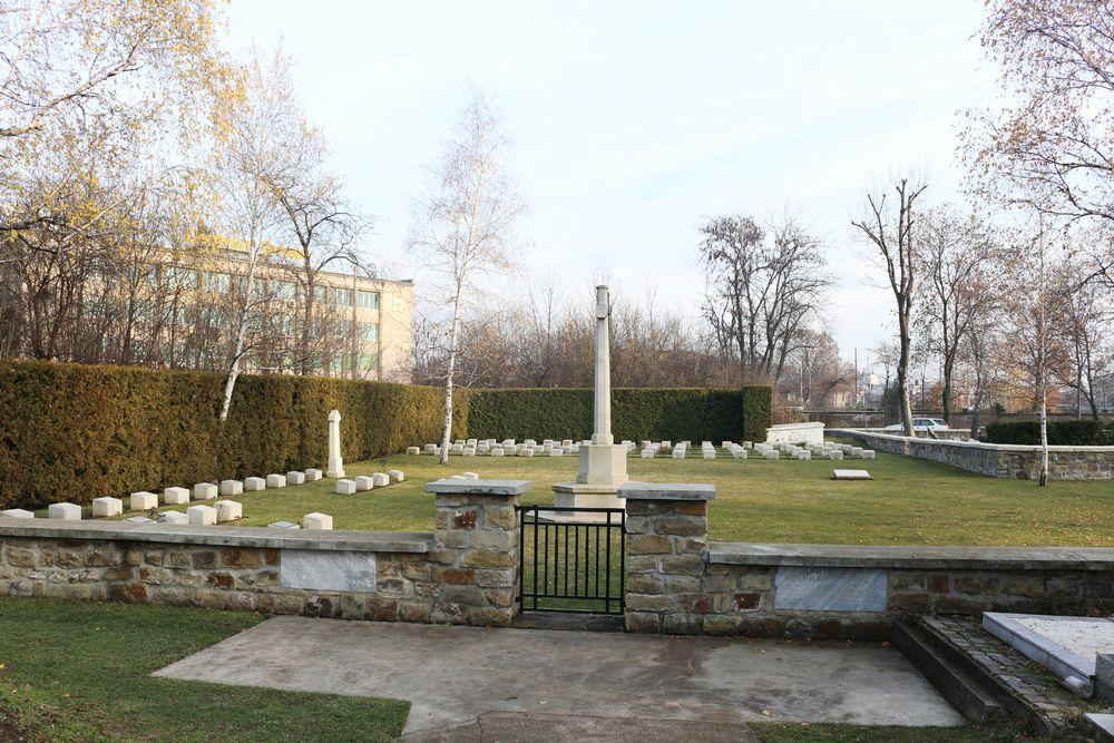 Oorlogsbegraafplaats van het Gemenebest Sofia