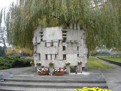 Memorial Polish Soviet Military Brotherhood