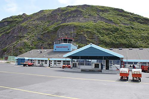 Luchthaven Narsarsuaq