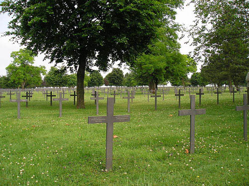 German War Cemetery Neuville Saint Vaast