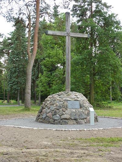 Oorlogsmonument Łambinowice