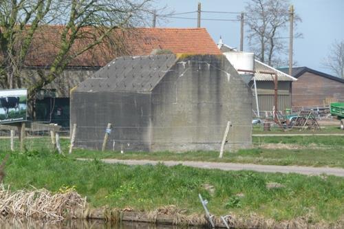 Group Shelter Type P Noordpolderkade