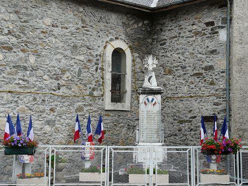 War Memorial Siradan