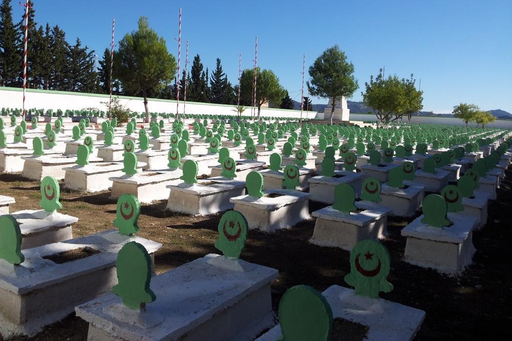 Martyrs' Cemetery Bourokba