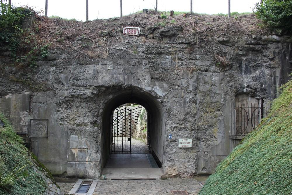 Fortified Position Liège - Fort de Loncin - Nécropole Nationale