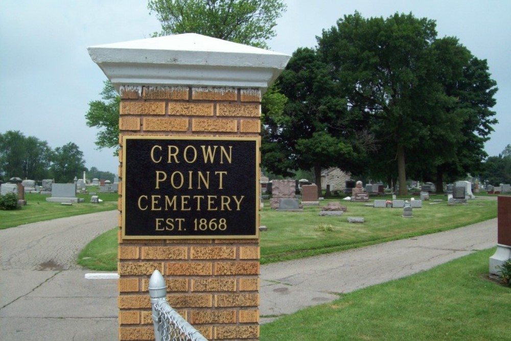 Commonwealth War Graves Crown Point Cemetery