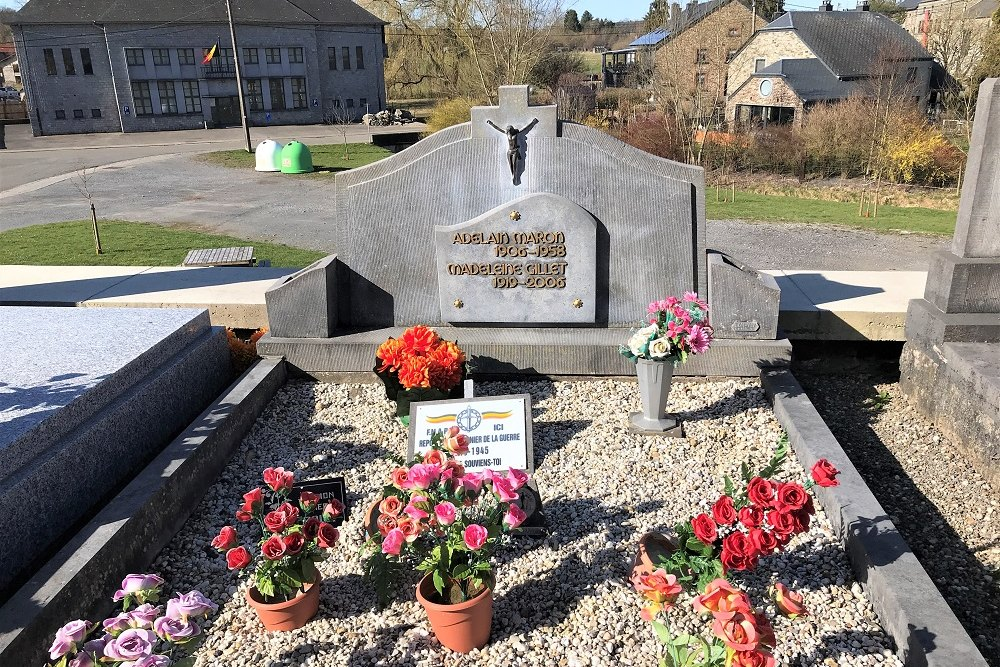 Graven Oudstrijders Anloy