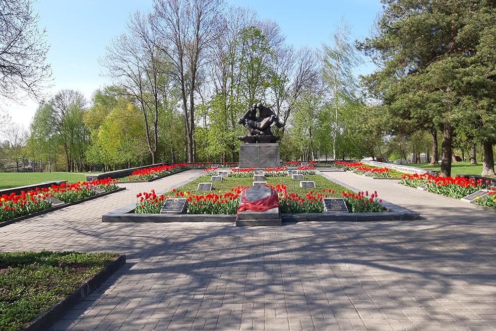 Sovjet Oorlogsbegraafplaats Mogilev