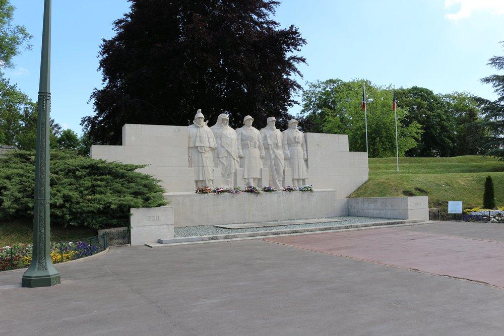 Oorlogsmonument Verdun