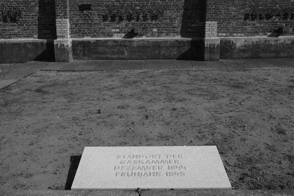 Location Former Gas Chamber Ravensbrück