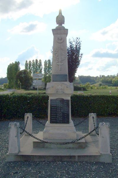 War Memorial Le Puy