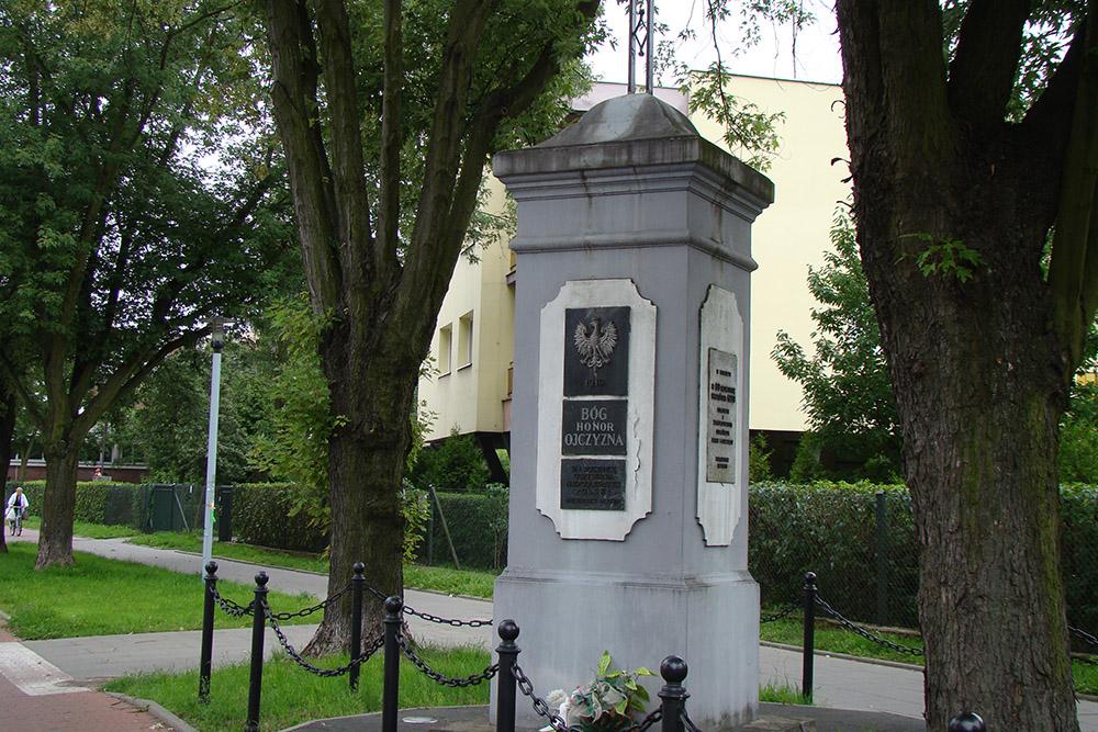 Onafhankelijkheidsmonument Lodz