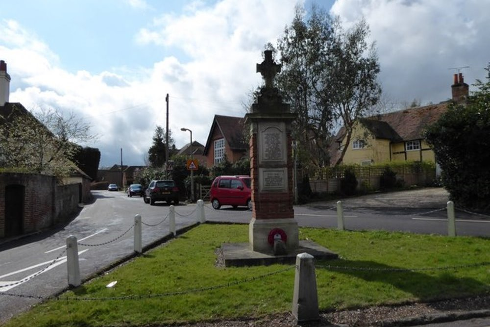 War Memorial Speen