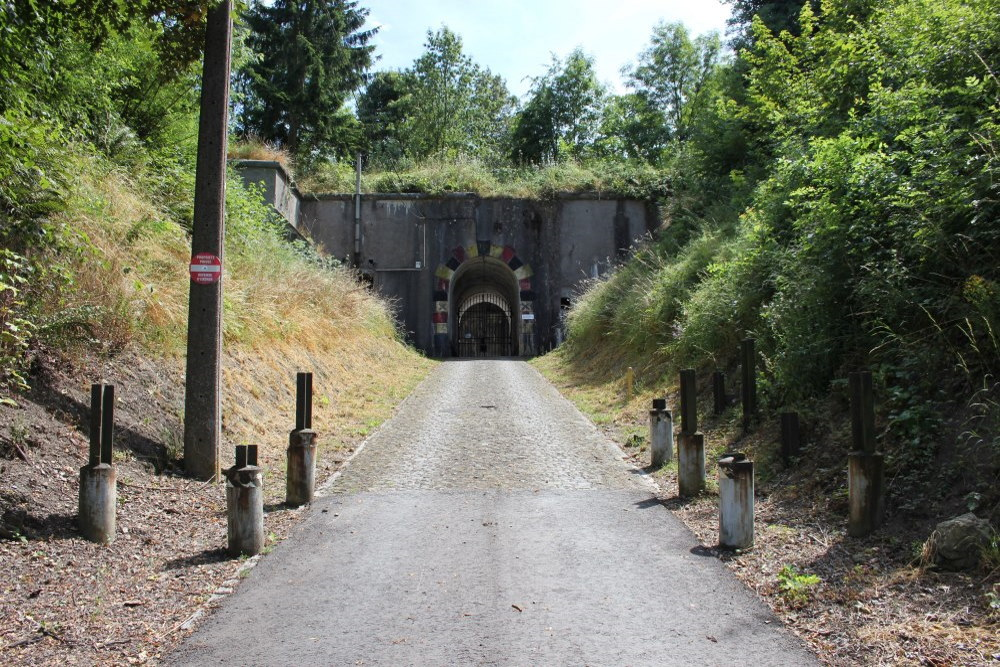 Fortified Position of Liège - Fort de Embourg