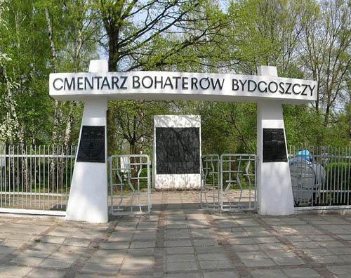 Erebegraafplaats Bydgoszcz