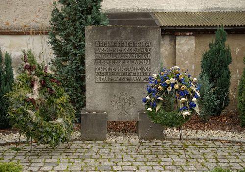 Holocaust Memorial Jewish Cemetery Bamberg