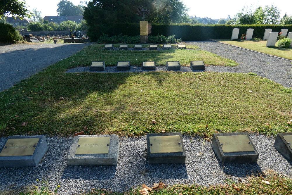 Soviet War Graves Saint Servais