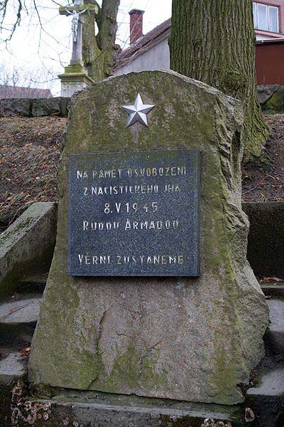 Liberation Memorial Horní Újezd