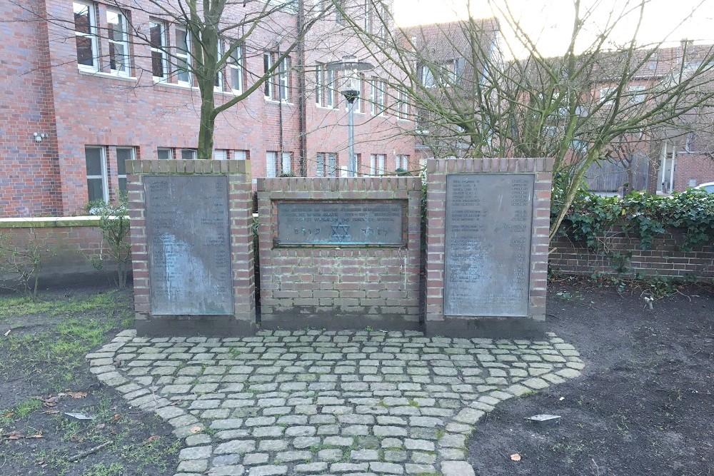 Memorial Stone Deported Jews Ahaus