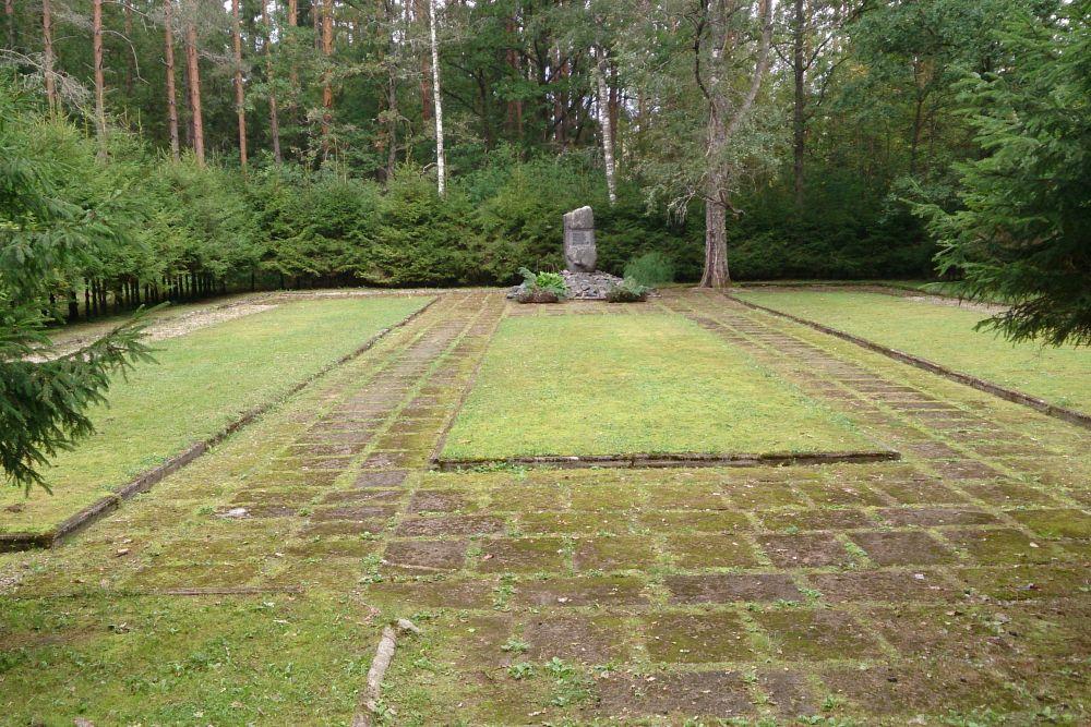 Monument Execution Site Ķelderleja Valmiera