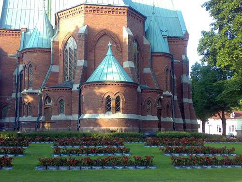 Finse Oorlogsgraven Kotka