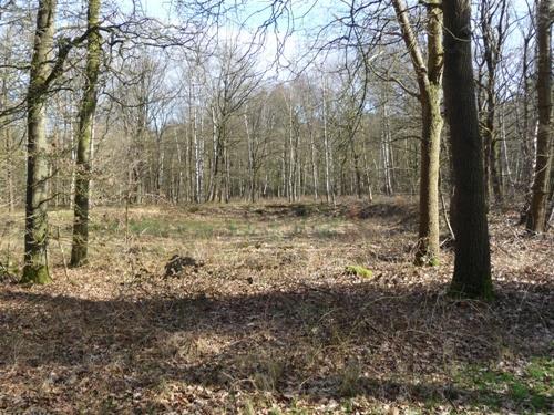 Bomkrater Vliegbasis Soesterberg