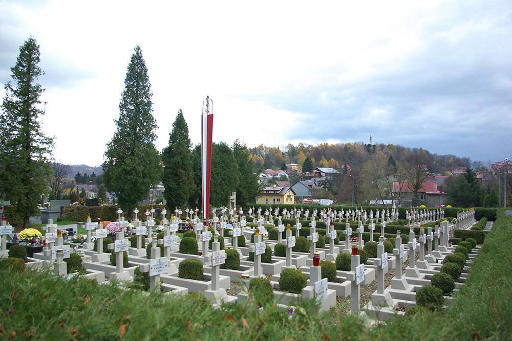 Polish War Graves Sanok