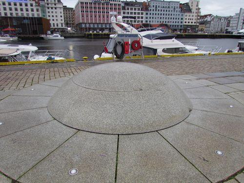 Monument Omgekomen Zeelui Bergen