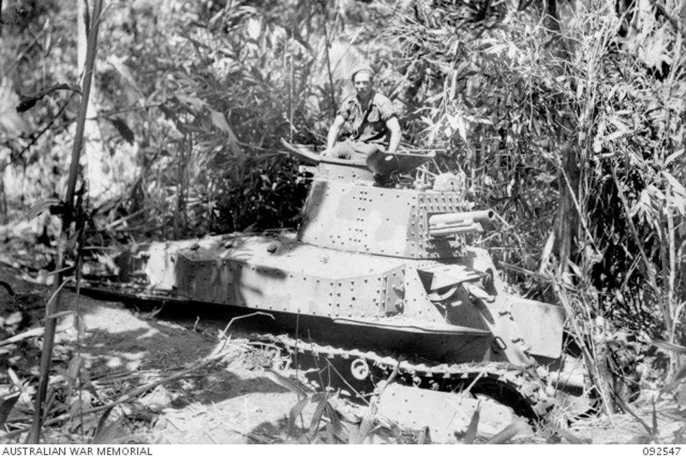 Type 89B Yi-Go Tanks Ruri