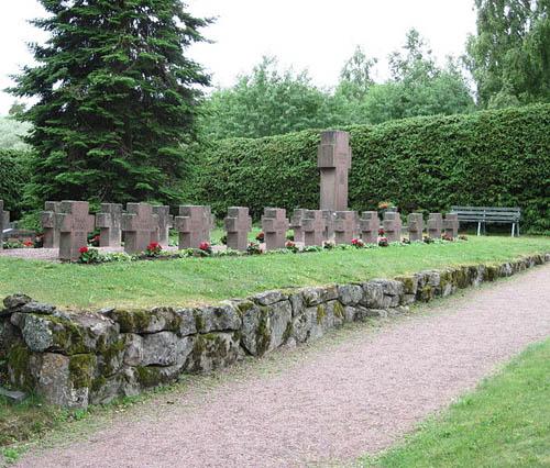 Finnish War Graves Lemu