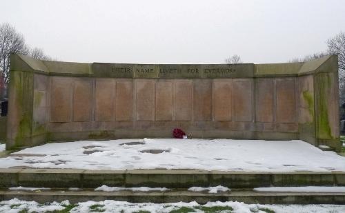 Commonwealth War Graves St Joseph's R.C. Cemetery
