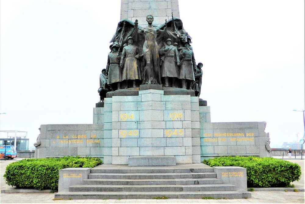 Belgian National Infantry Memorial