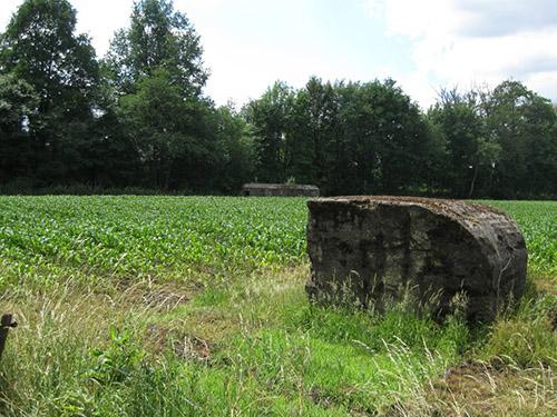 Antwerpen-Turnhoutstellung - Bunkers