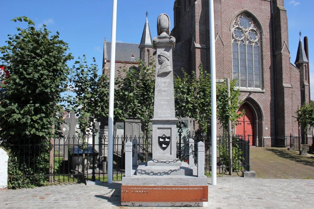 War Memorial Jabbeke