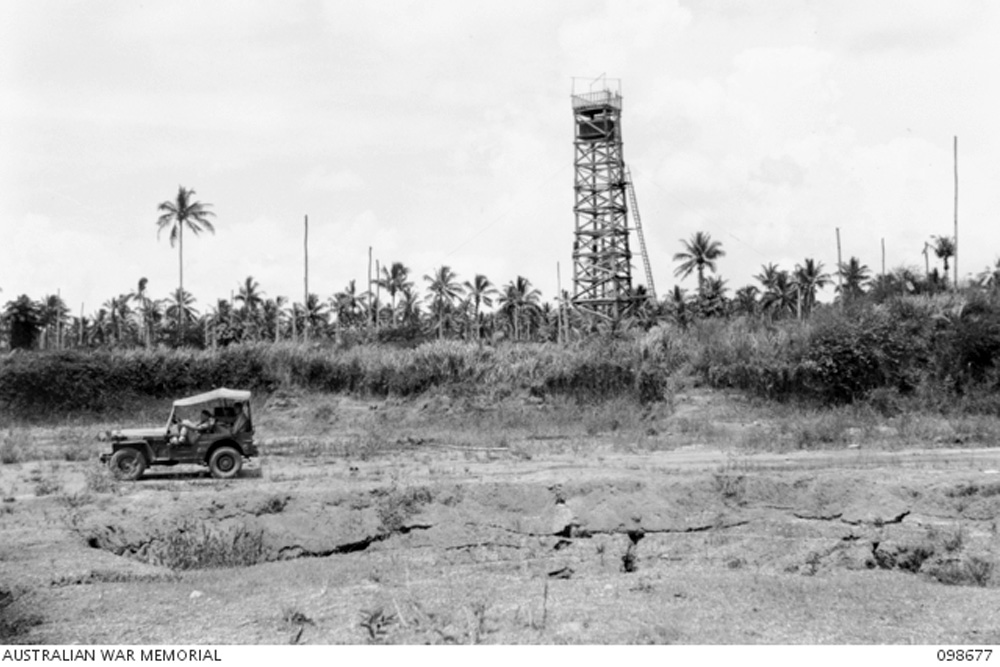 Tobera Airfield (Rabaul No. 4)