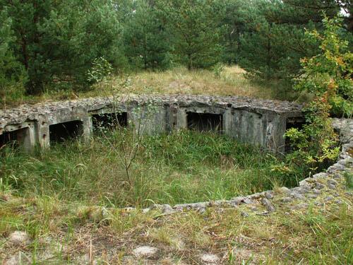 German Heavy Coastal Battery