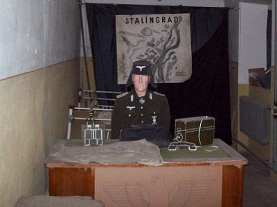 Museum Hoofdkwartier Generalfeldmarschall Paulus
